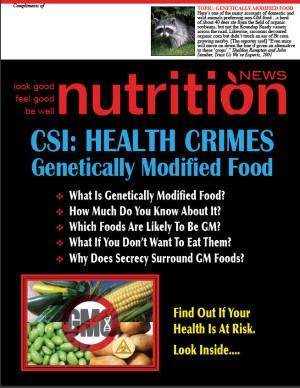 CSI: Health Crimes: GMOs