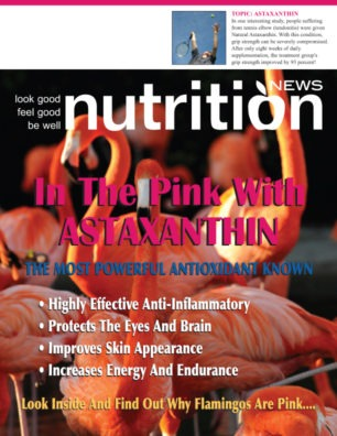 Astaxanthin cover image