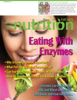 Digestive Enzymes. cover imageymes