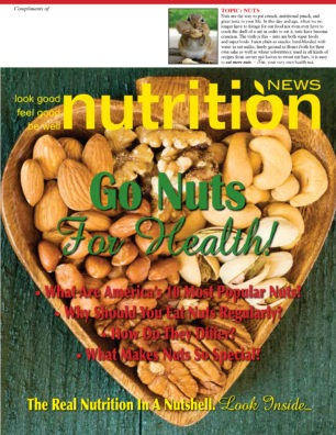 Go Nuts For Health cover image