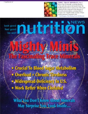 Trace Minerals I_cover image