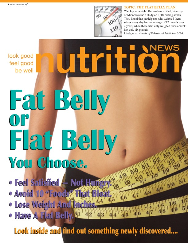 Fat Belly Or Flat Belly Cover image