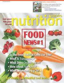 Nutrition News Food Report 1 Cover Image