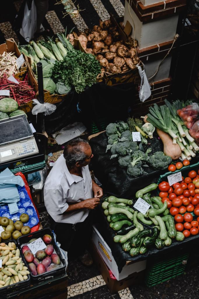 Portugal Farmers Market