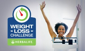Get weight loss challenge success