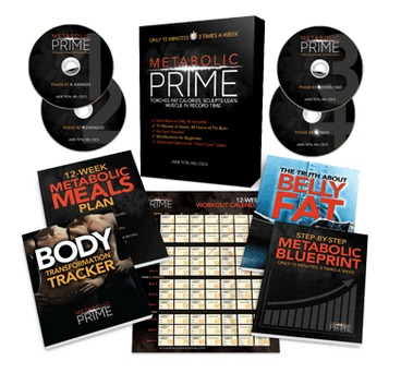 Recover your metabolic prime …