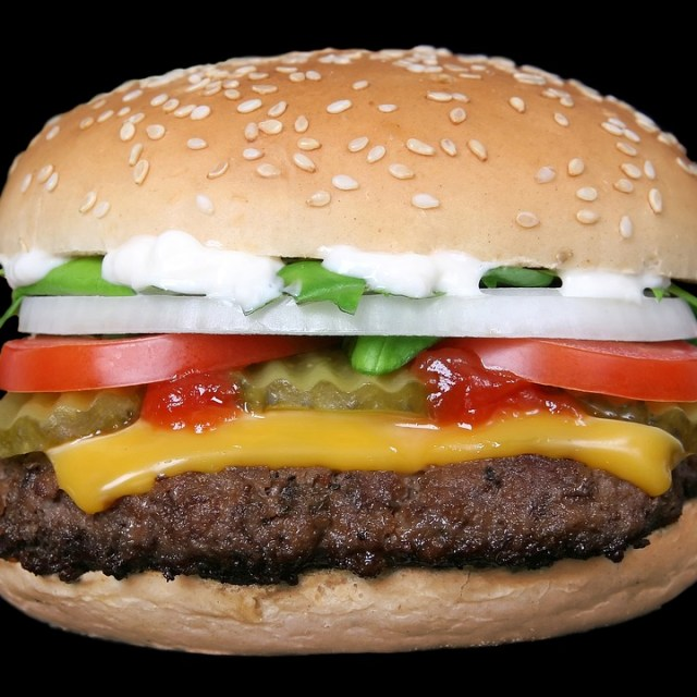 Making Your Burger Healthier