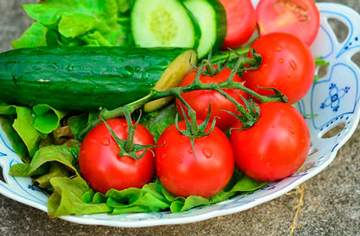 fiber-vegetables