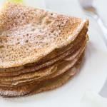 crepes - vegan and gluten-free