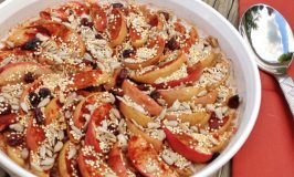 Apple Quinoa Bake