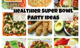 Healthier Super Bowl Party Ideas