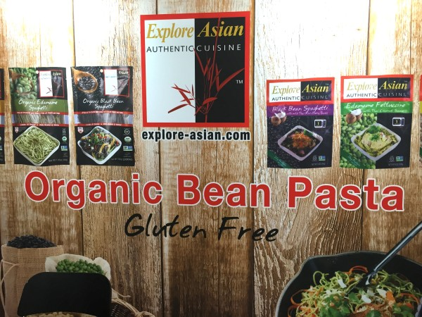 Explore Asian Organic Bean Pasta