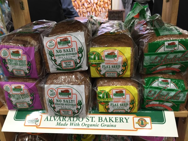 Alvarado St. Bakery sprouted bread