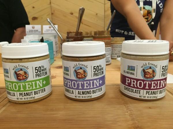 Wild Friends Protein + Nut Butters