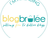 Counting the minutes until Blog Brulee 2015!