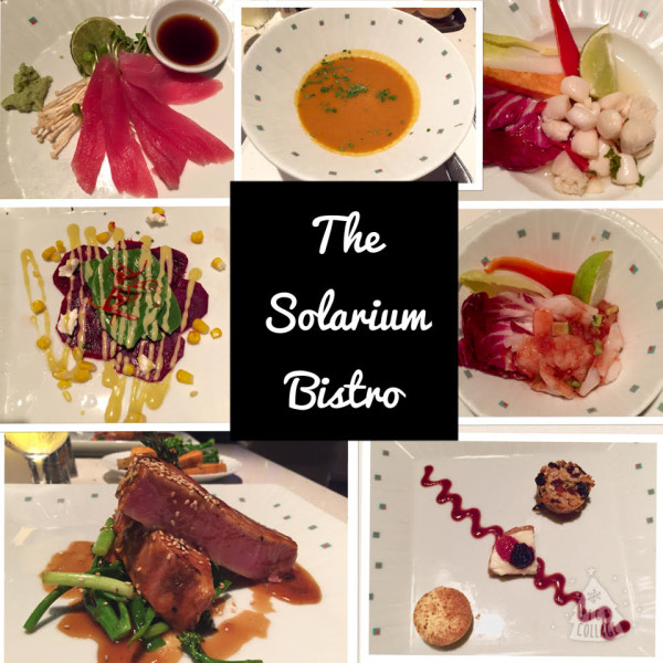 The Solarium Bistro - Dinner