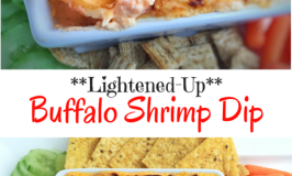 Buffalo Shrimp Dip