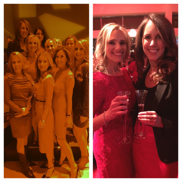 Registered Dietitians at the Red Dress Awards