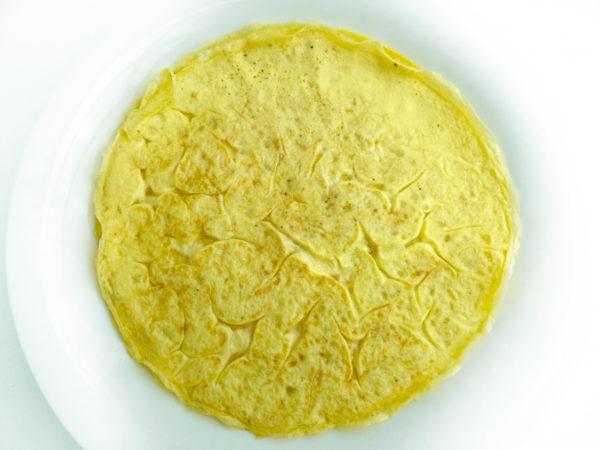 High Protein Egg Wraps