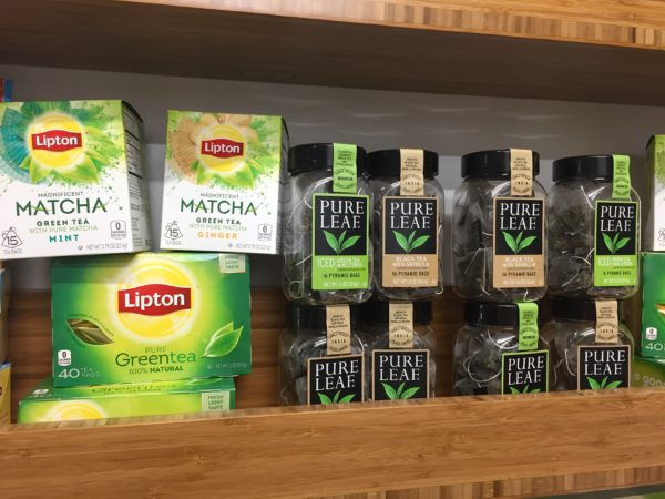 Lipton Matcha Green Tea