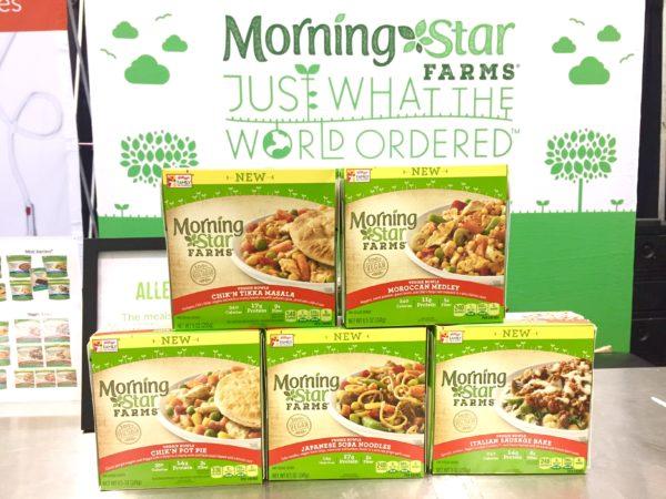 Morningstar Farms Veggie Bowls