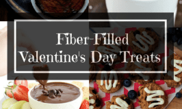 Fiber-Filled Valentine's Day Treats