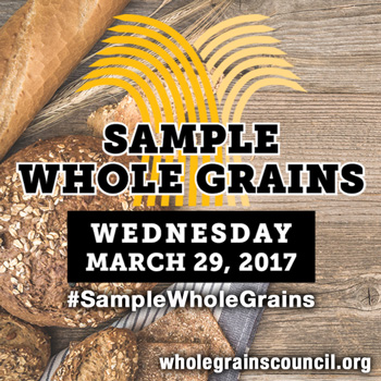 Whole Grain Sampling Day 2017