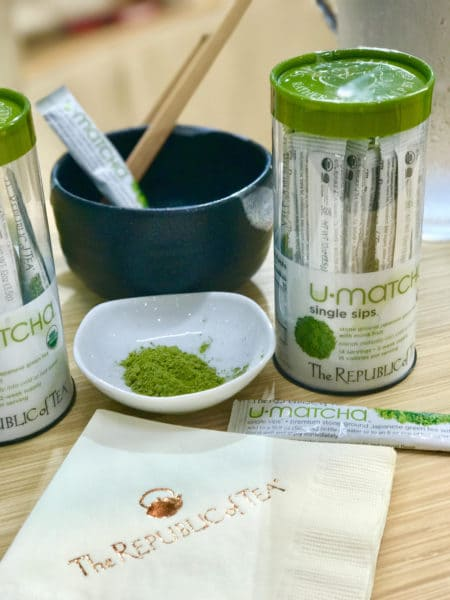 Republic of Tea Matcha sticks