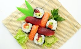 How to Order Sushi When Trying to Lose Weight