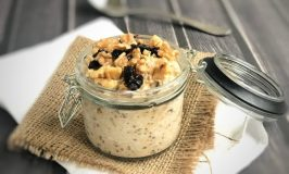 Gut Healing Overnight Oats