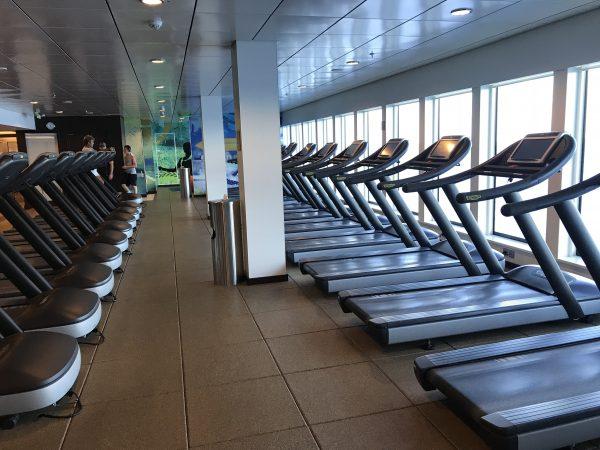 Norwegian Escape Gym, Fitness Club