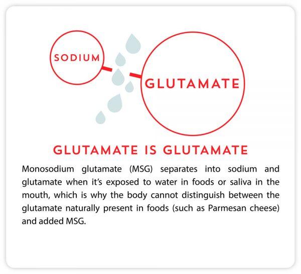 MSG and glutamate