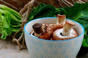 Stuffed Mushroom Caps Recipe