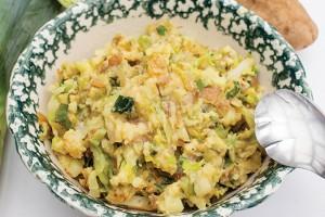 Irish Potatoes with Cabbage Recipe
