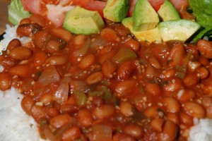 Dominican Beans - Plant-Based Diet Recipes