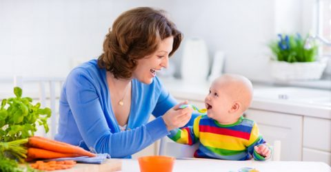 Eat Your Vegetables! Getting Young Children To Eat Healthy