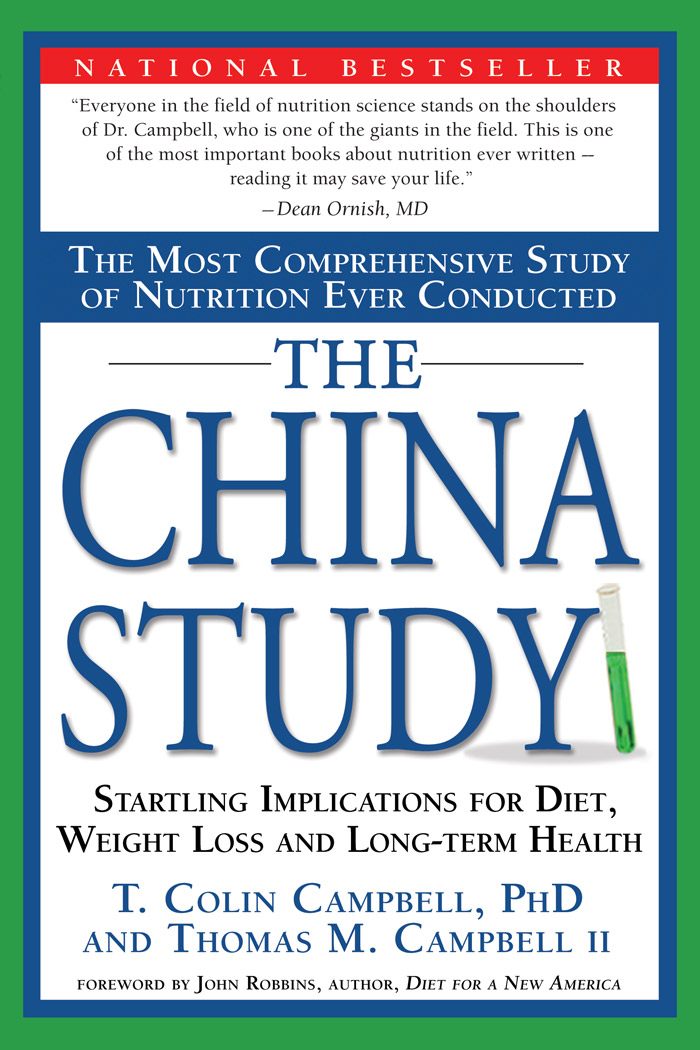 The china study health and food matters the china study forumfinder Choice Image