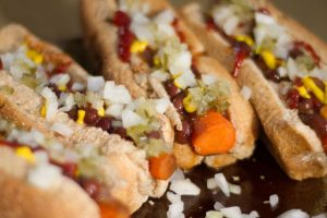 Carrot Dogs Recipe