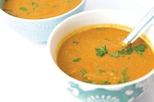 Cream of Tomato Soup Vegan Recipe
