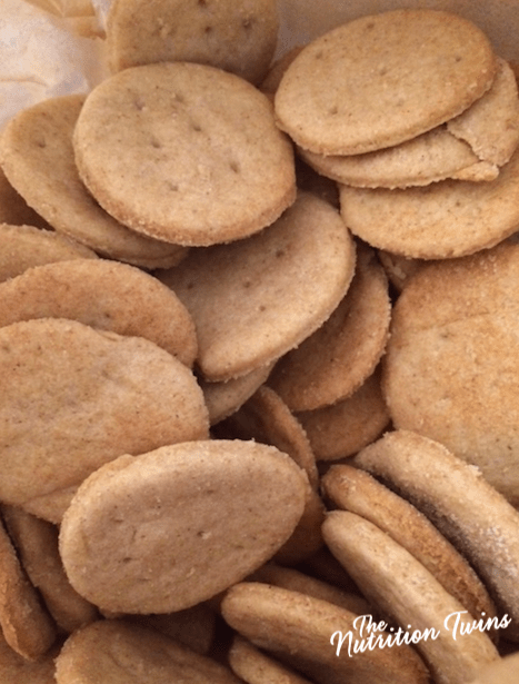 "Homemade Whole Wheat ""Ritz"" Crackers 1"