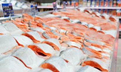Buying salmon