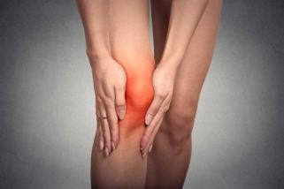 Inflammation in the knee