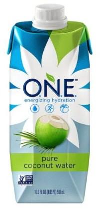 O.N.E. Pure Coconut Water