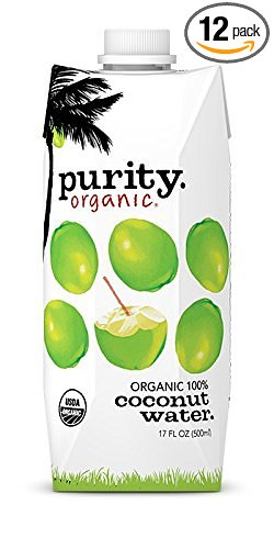Purity Organic Coconut Water