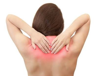 Inflammation in the shoulders
