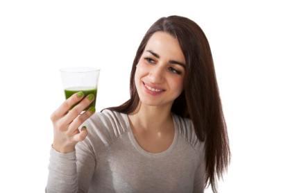 Diet and detox concept