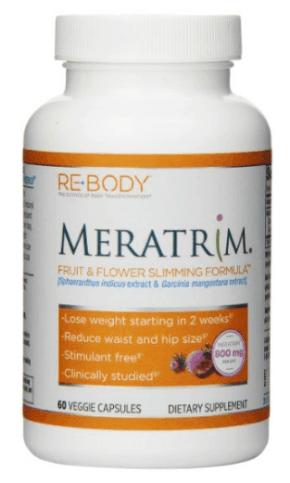 Meratrim bottle