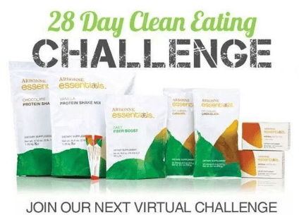 28 Day Clean Eating Challenge