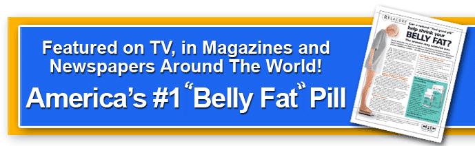 #1 Belly Fat Pill