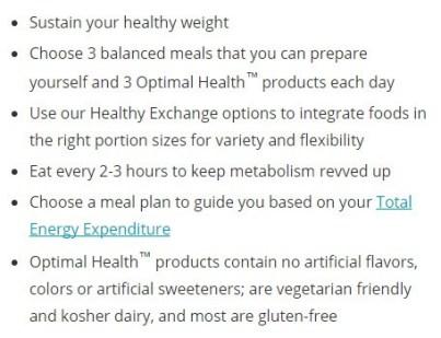 The Optimal Weight 3&3 Plan